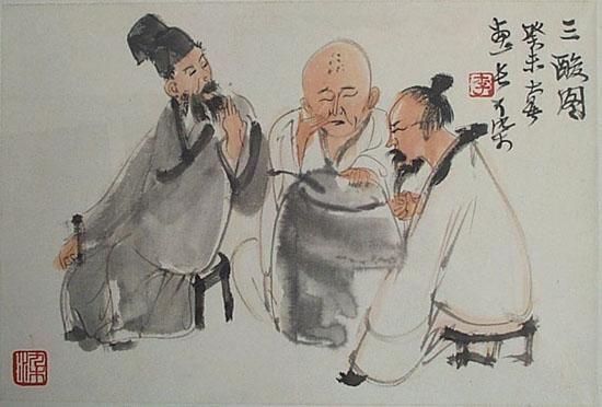 【輪迴故事系列1】 北宋文豪蘇東坡與佛印和尚的前世今生