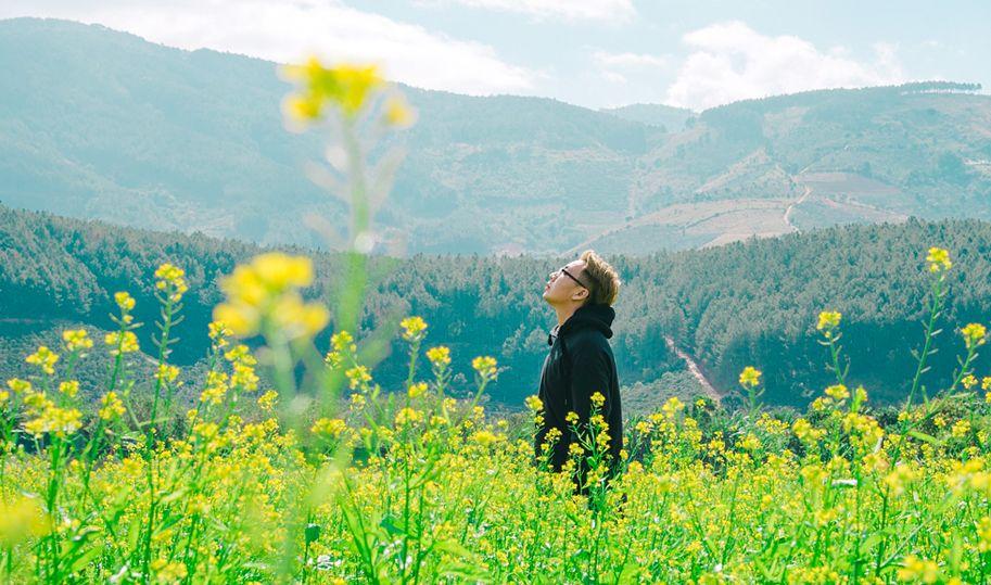三種不治之症纏身  憂鬱南韓青年找回歡笑