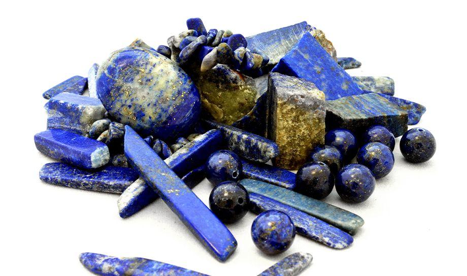 【五色密碼】青金石藍色  東西方一致認為神聖非凡
