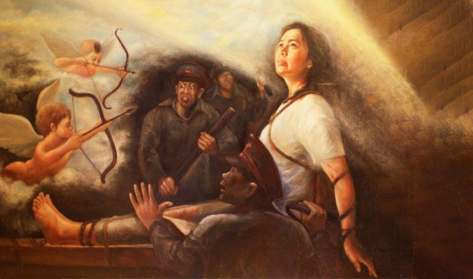 江澤民迫害下的悲劇  她們死於丈夫之手