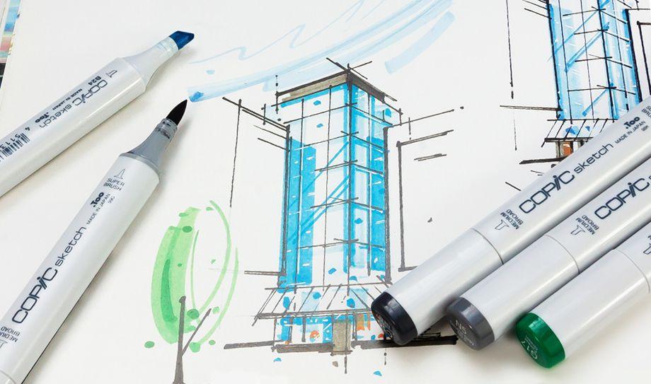 開業建築師不爭不求  事業修煉兩得意