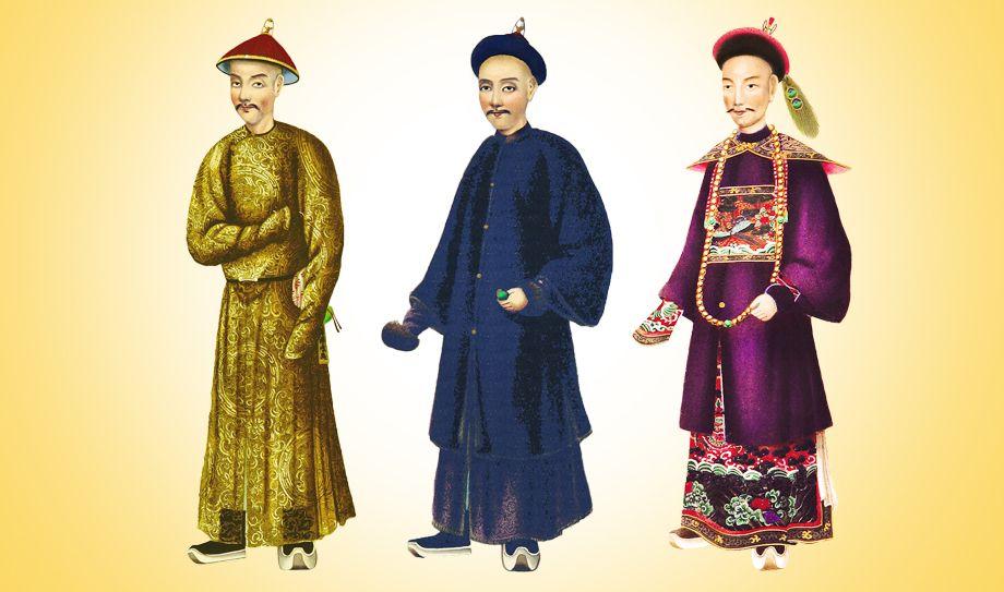 【五色密碼】 中國歷代王朝為何崇尚不同顏色?